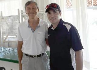 Eduardo Fujii fatura taça do 581º Torneio Mensal de Golfe