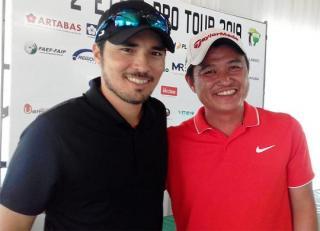 Bruno Ono conquista taça do 572º Torneio Mensal do Bastos Golf Clube