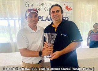 Bastos Golf Clube sedia 6º Torneio Planalto Postura