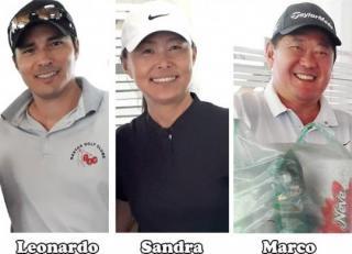 Jogadores de Bastos são destaques no 20º Aberto do Bauru Golf Clube; Leonardo foi vice-campeão