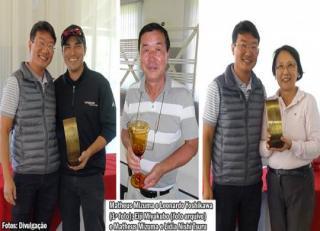 1º Torneio Hole In One Matheus Mizuma é disputado por 66 golfistas