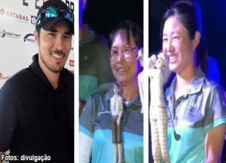 Atletas do Bastos Golf Clube conquistam prêmios no 10º Aberto do Quinta do Golfe