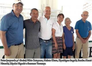 Fábio Katayama, Sussumu Yorozuya e Sandra Hirasaki vencem o 537º Torneio Mensal de Handicap