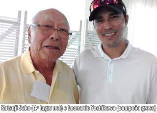Leonardo Yoshikawa é campeão do 4º Torneio Okome de Golfe
