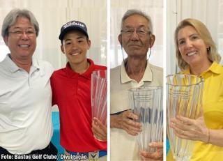 Wesley, Yoshihide e Ivanilde são destaques do 1º Torneio Hole in One Sérgio Kumagai