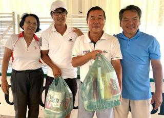 Com participação de 52 jogadores, Bastos Golf Clube promoveu Torneio Four Ball Best Ball - Janeiro 2020