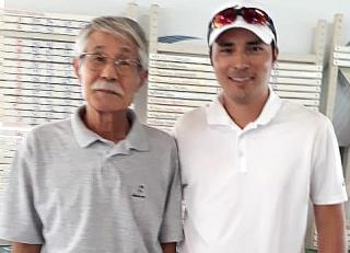 Samon Miyazawa é o ganhador da taça do 576º Torneio Mensal