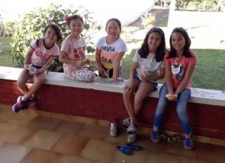 2º Racha Cuca reúne 33 crianças no Bastos Golf Clube