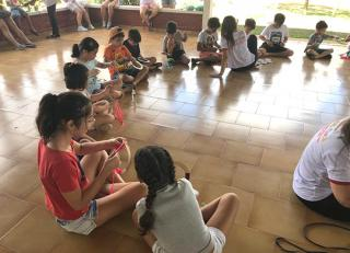 3º Racha Cuca reúne 33 crianças no Bastos Golf Clube