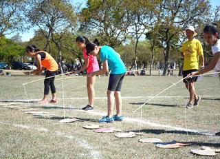Bastos Golf Clube promove Gincana Poliesportiva - Undokai 2019 - (1ª Parte)